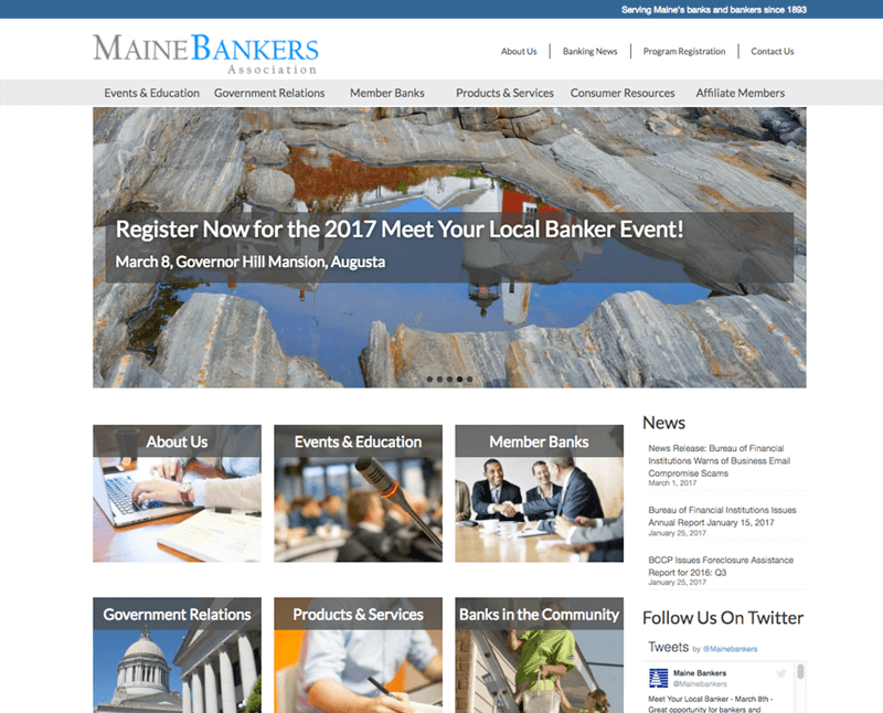 Maine Bankers