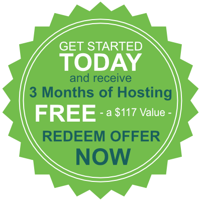 3 months free hosting - Redeem Today!